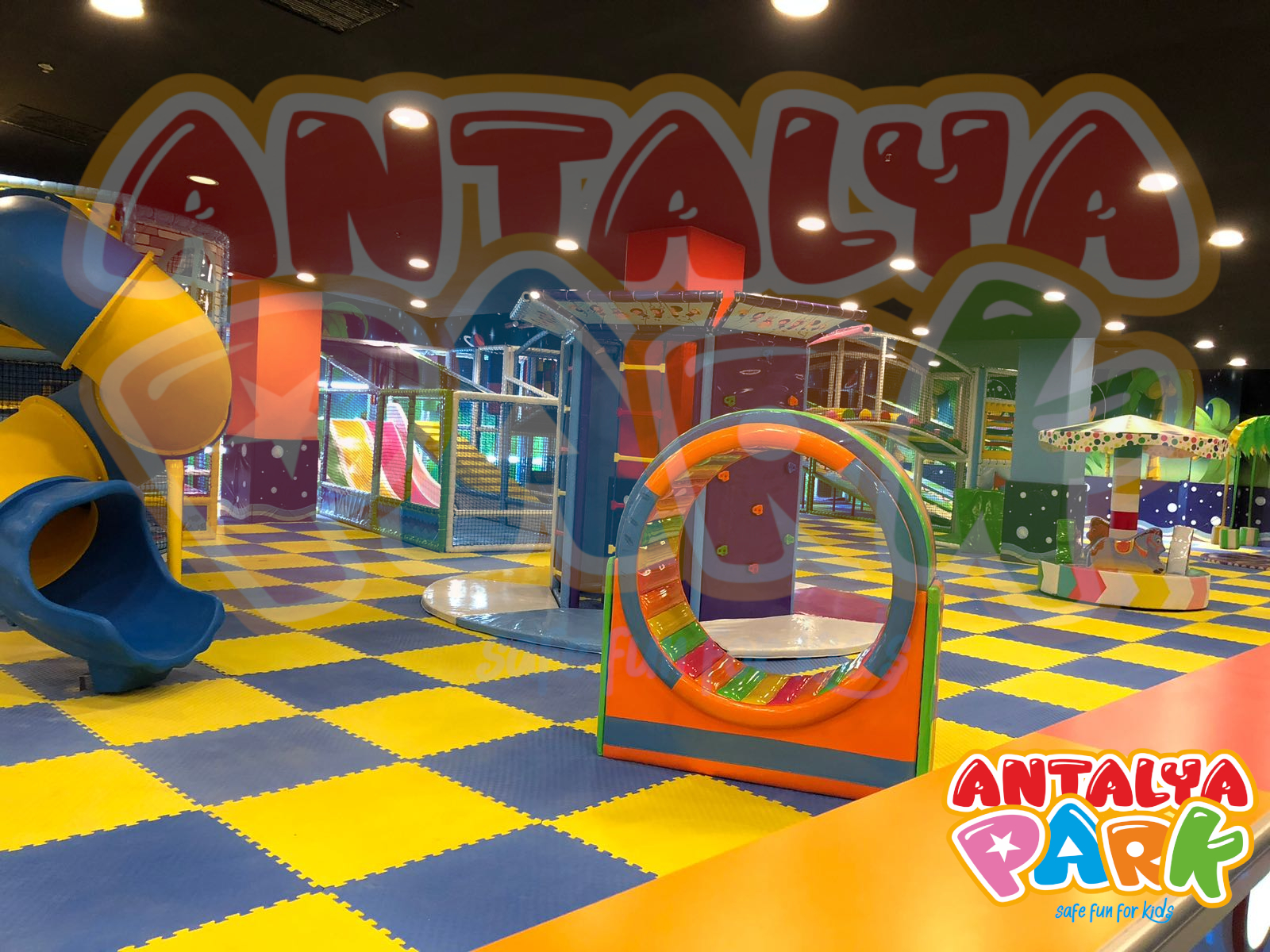 soft play imalatı ve teknoloji